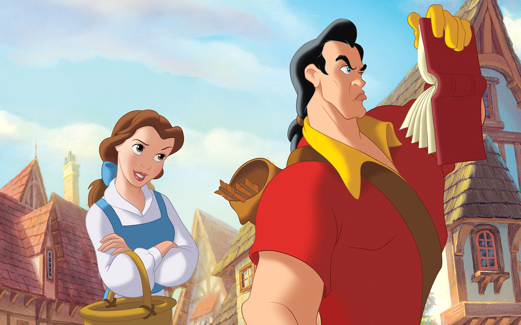 lets hope the new beauty and the beast ends with gaston